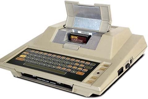 Atari 400 - History of CES