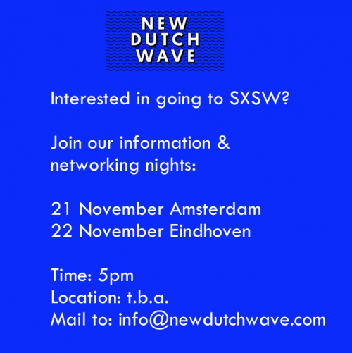 Invitation New Dutch Wave