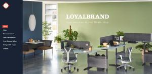 LoyalBrand webshop