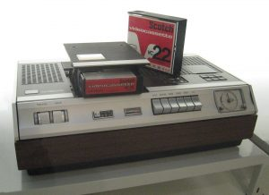 History of CES - the first VCR