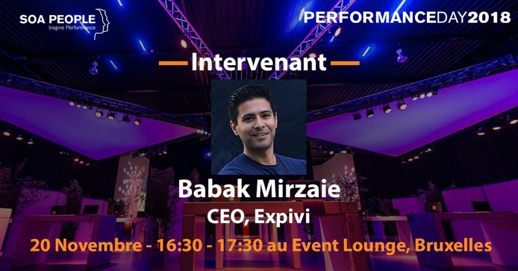 Babak Mirzaie - SOA People Performance Day